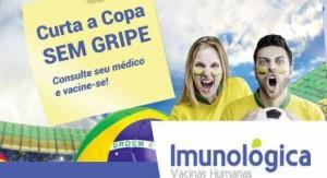 Backbus da Imunológica sobre campanha de vacinação
